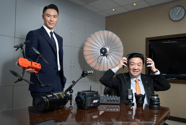 The sound equipment distributor dominating Taiwan's podcasts scene